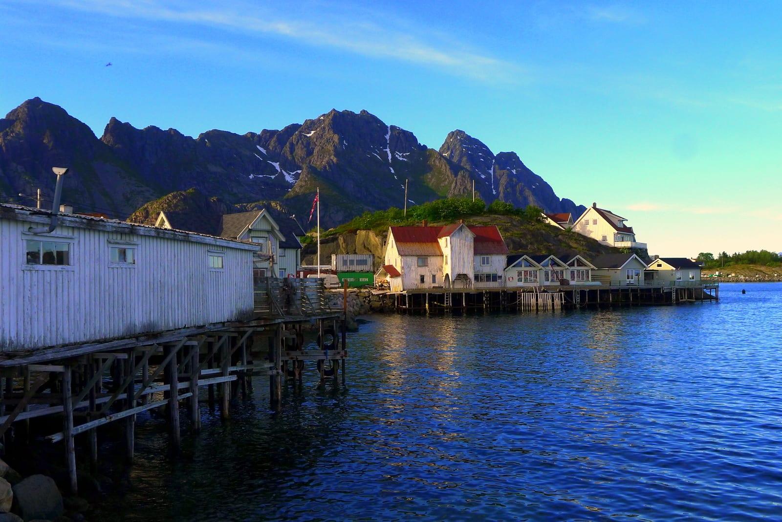 bilferie nord norge