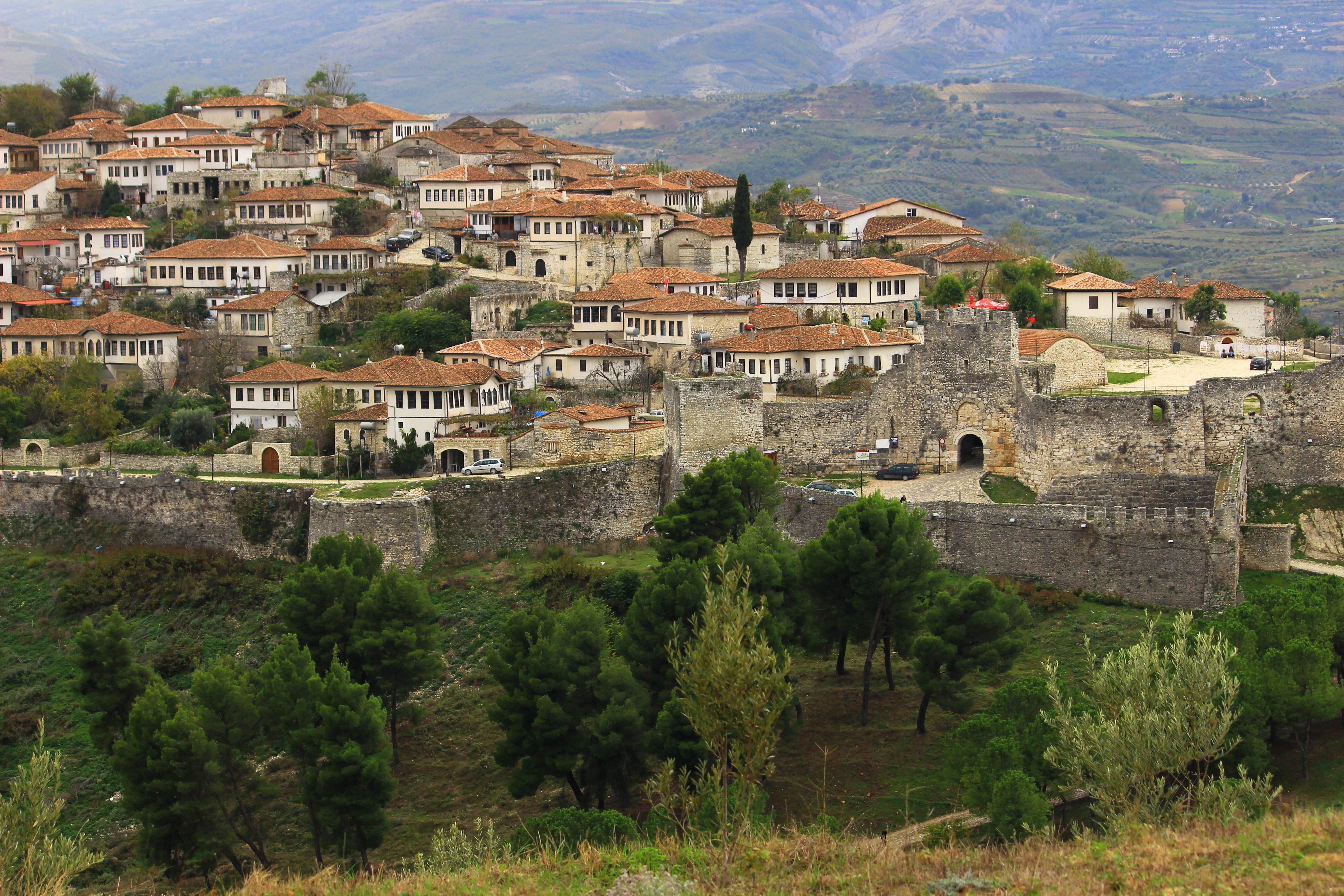 hvor reise i albania