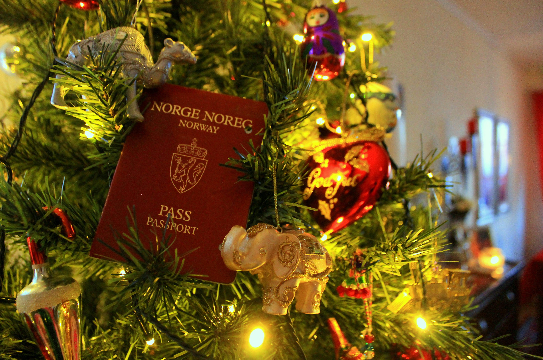 spørsmål om jul