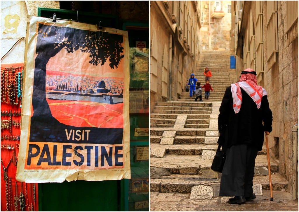 Israel og Palestina 20161