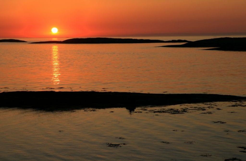 Ferjerute Sandnessjøen Bjørn